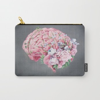 floral-anatomy-brain-carry-all-pouches