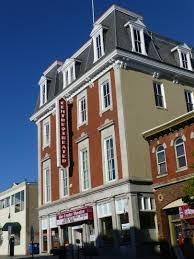 Centre Theater facade