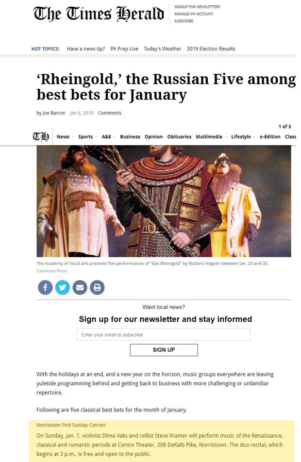 february 4 2018 first sunday article highlight.jpg