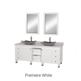 "Premiere White | Available Sizes: 36"", 48"", 72"""