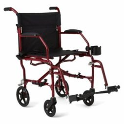 Medline Transport Wheelchair