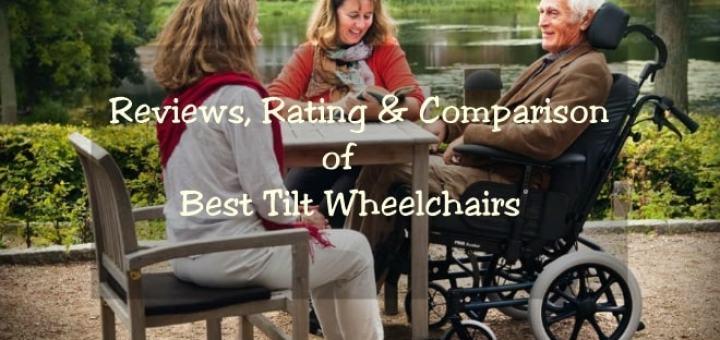 best tilt wheelchairs