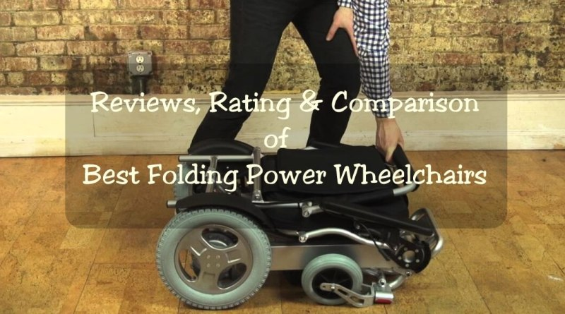best folding power wheelchairs
