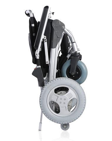 EZ Lite Cruiser Heavy Duty Folding Power Wheelchair