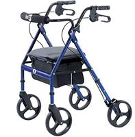 Best rollator walker with seat for narrow doors