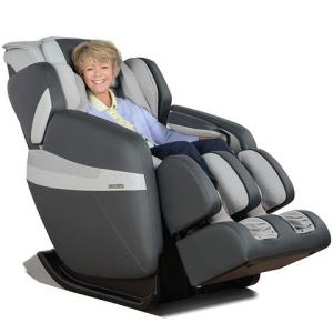 RELAXONCHAIR Zero Gravity Shiatsu Massage Chair