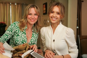 Kari whitman and jessica alba