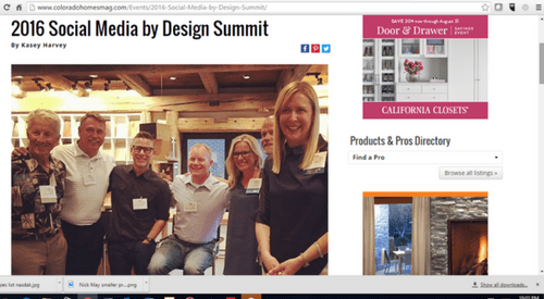 ASID NKBA Social media summit