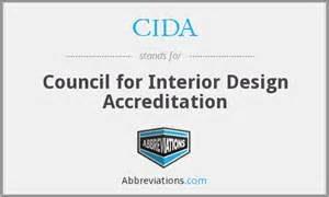 Interior design accredidation
