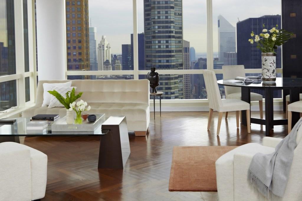 Interior design by Jarret Yoshida