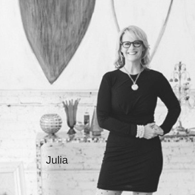 Julia Buckingham - Chicago Interior designer