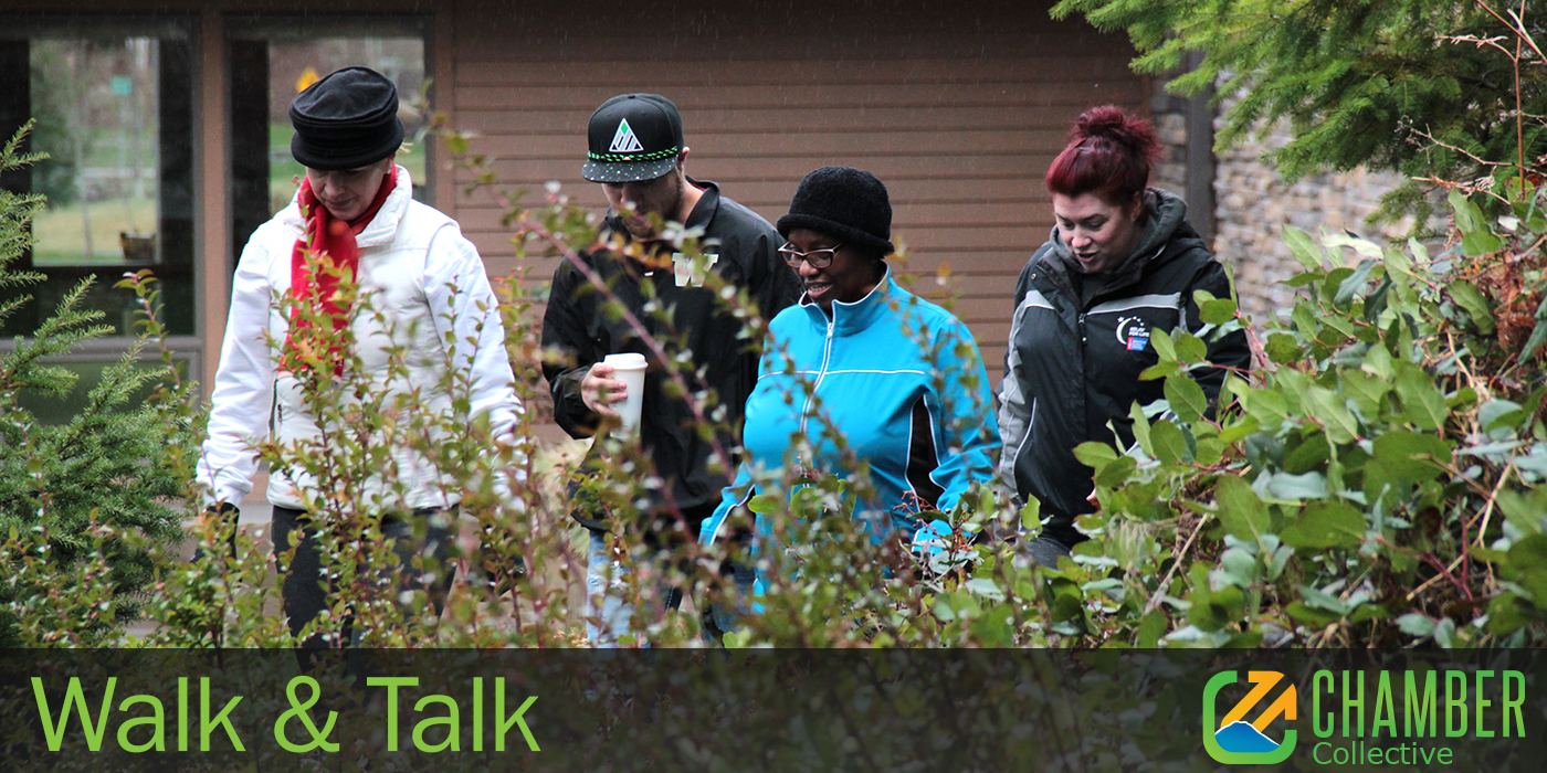 Tehaleh Walk and Talk Networking