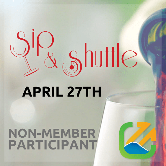 Sip & Shuttle Non-Member Participating Location