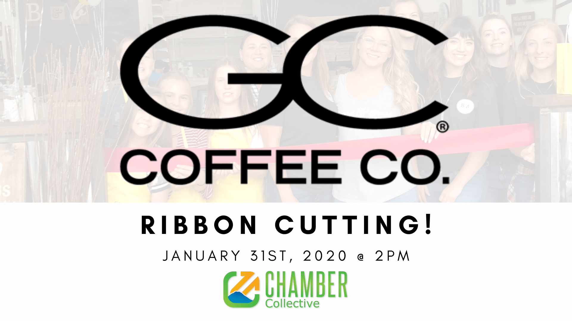 Gravity Coffee Co. Ribbon Cutting