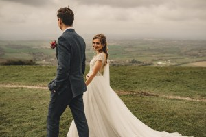 Choosing Your Wedding Photographer | The Chamberlins Wedding Photography | GBBO Martha Collison Wedding | Devil's Dyke Couple Shoot