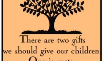 Our Gifts To Children-Thought For The Day