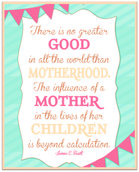 Mother influence
