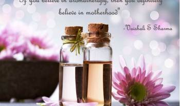 Thought For The Day – Aromatherapy