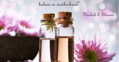 Thought for the day - Aromatherapy
