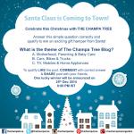 The Champa Tree Christmas Quiz