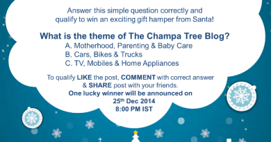 The Champa Tree Christmas Quiz