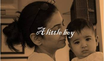 Thought for the day – A little boy