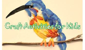 6 Amazing craft activities for kids