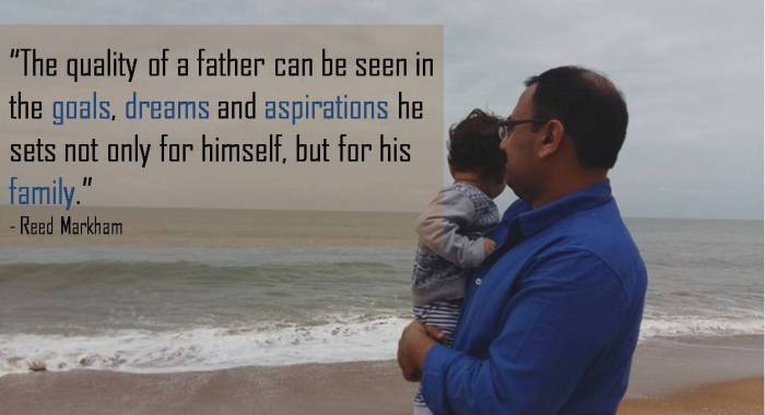 Thought for the day - Happy Fathers Day