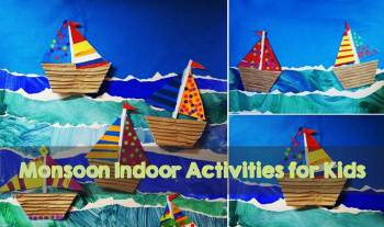 4 Interesting Monsoon Indoor Activities For Kids