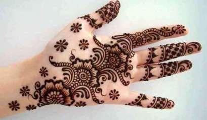 Karwachauth mehndi designs 03