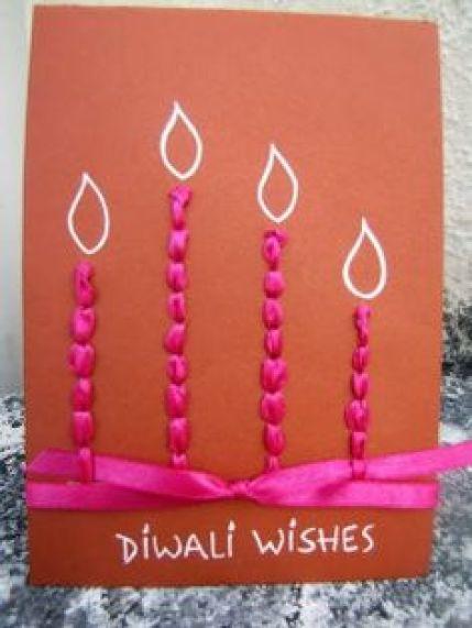 diy Diwali greeting cards 02