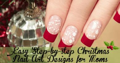 Christmas nail art 11