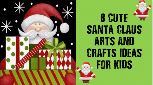 Santa Claus Arts and Crafts 09