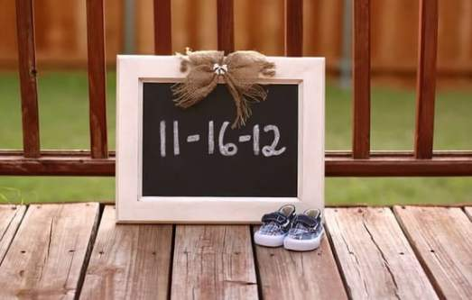Cute baby announcements 04