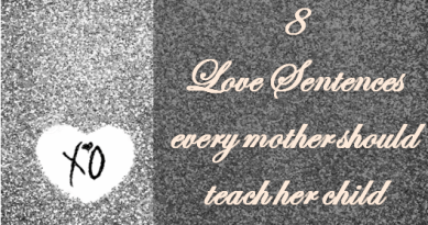 Love sentences teach child 09
