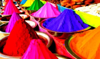 Holi Is The Best Time To Teach Kids Colours