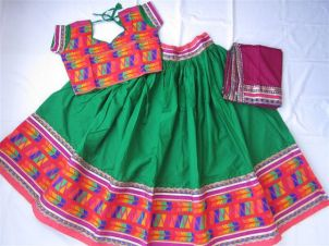 Kids Navratri dressing 02