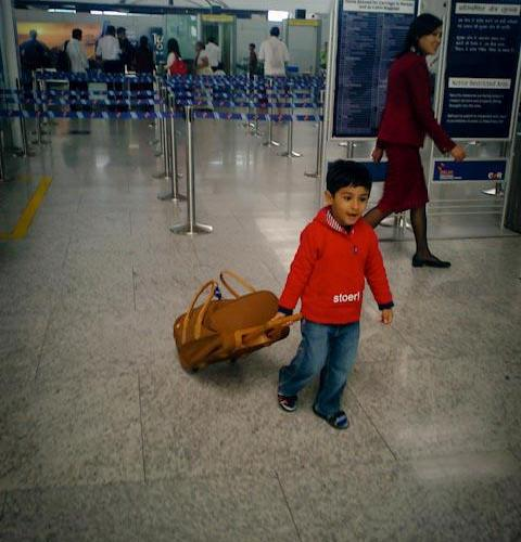 Top 5 tips on how to make travel with kids easy