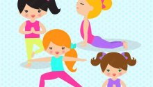 Yoga poses for kids 01