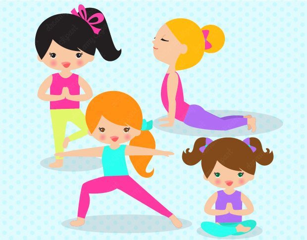 Yoga For Kids 6 Easy Yoga Poses To Keep Them Energized