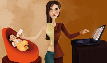 Really sad prejudices only Indian working moms face at the workplace