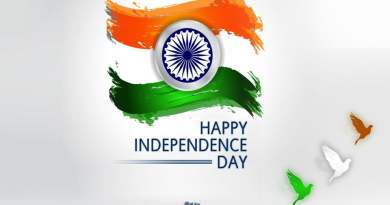 Independence Day Greeting 01
