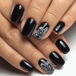 DIY nail art designs 15