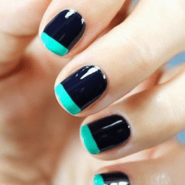 DIY nail art designs 5