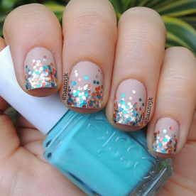 DIY nail art designs 8