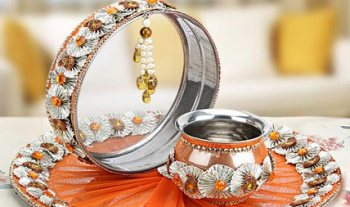 Top 15 Karwa Chauth Puja Thali Designs For Busy Moms