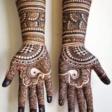 Mehndi designs for karwa chauth 03
