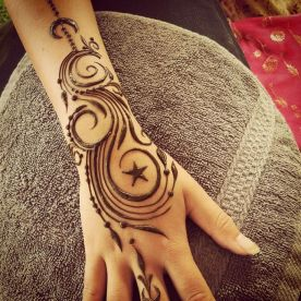 Mehndi designs for karwa chauth 18