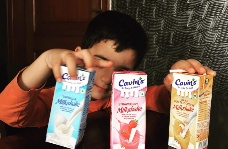Solving your child's milk woes