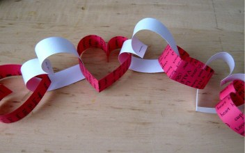 Valentine's Day art and craft ideas 04
